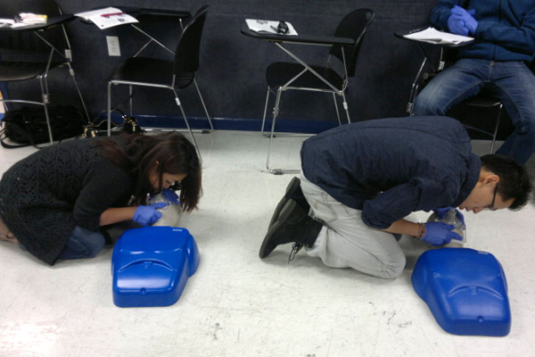 CPR/AED for Professional Rescuers - Aquatic Solutions