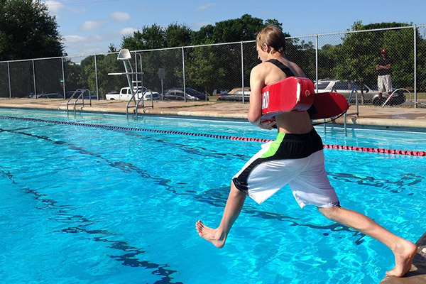 Lifeguard Classes - Training & Certification