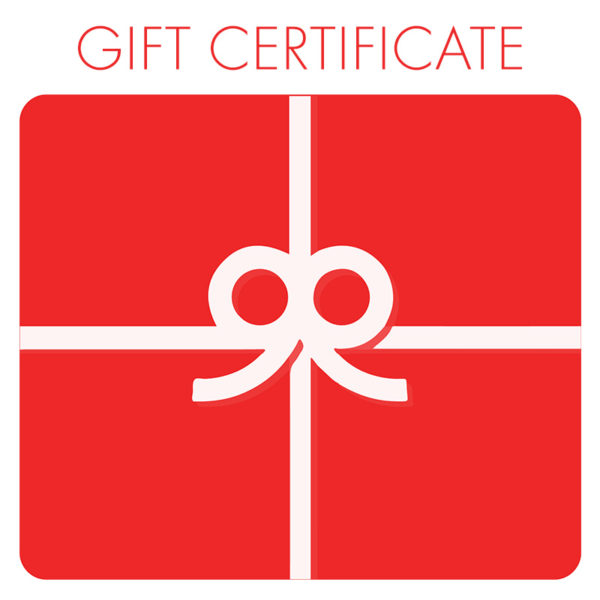 Aquatic Solutions Gift Certificate